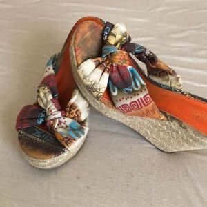 Shoes - Wedge Sandals